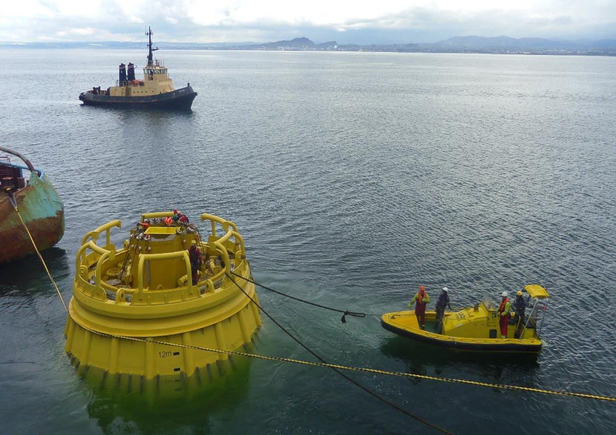 BWO Catcher FPSO Mooring System & Hook-Up – Sealand Projects